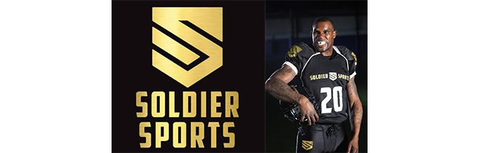 soldier sports darren mcfadden partnership
