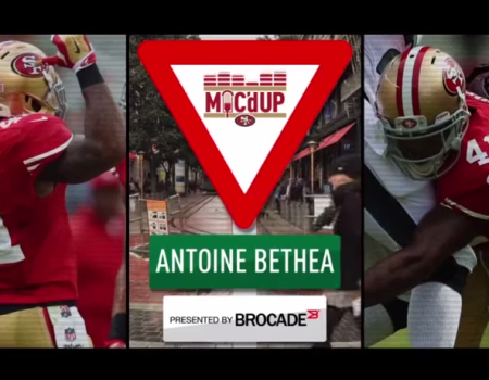 Antoine Bethea Mic'd up