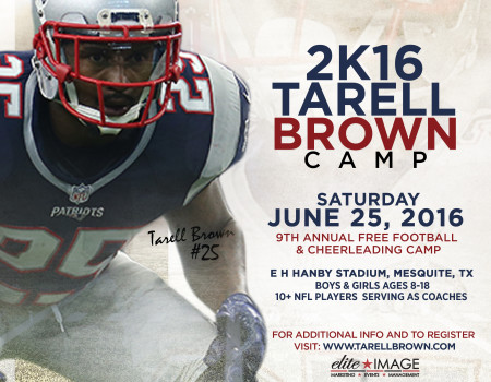 2k16 Tarell Brown Camp